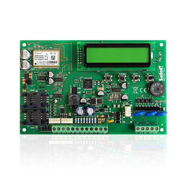 COMUNICADOR GSM/GPRS/SMS SUPORTA 2 CARTÕES SIM